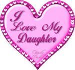 I love my daughter2